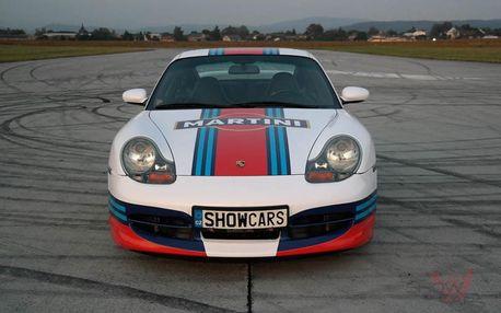 Jízda v supersportu Porsche 911 Carrera