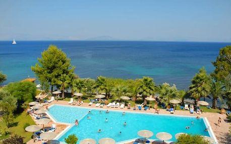 Řecko, Korfu, letecky na 4 dny