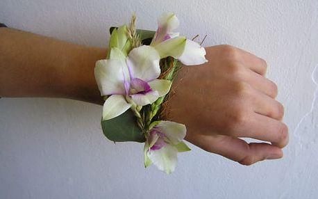 3hod. kurz designové floristiky: výroba 3 dekorací - 5 termínů
