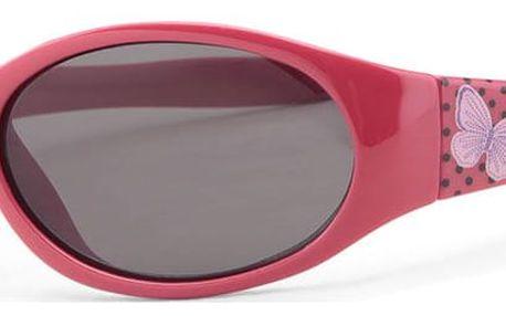 CHICCO Brýle sluneční dívka Little Butterfly 12m+