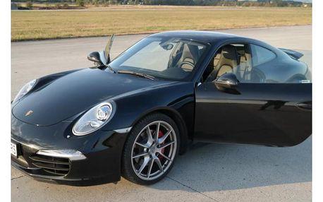 Jízda v supersportu Porsche 911 Carrera S