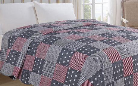 Jahu Přehoz na postel Americano, 220 x 240 cm