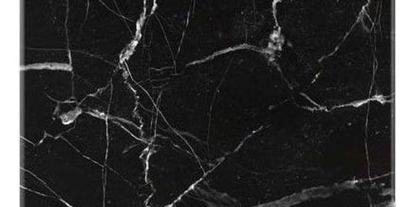 iDeal of Sweden Kryt na iPhone 5/5S/SE iDeal of Sweden Black Marble, černá barva, plast