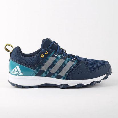 Boty adidas Performance galaxy trail m Modrá
