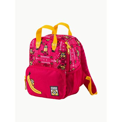 Batoh Puma Minions Small Backpack Love Potion-Aop Růžová