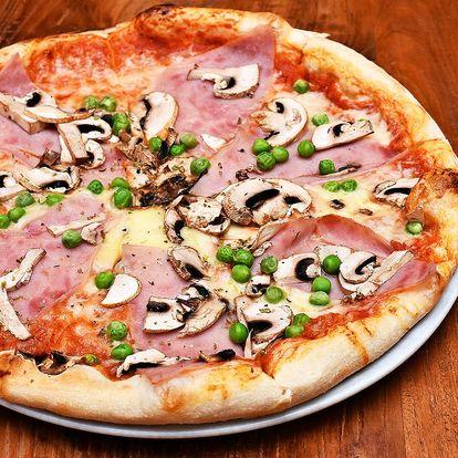 Ať vám to křupe: pizzy dle výběru