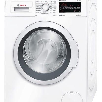Automatická pračka Bosch WAT28467CS bílá + DOPRAVA ZDARMA