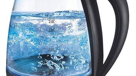 Rychlovarná konvice Guzzanti GZ 201 sklo