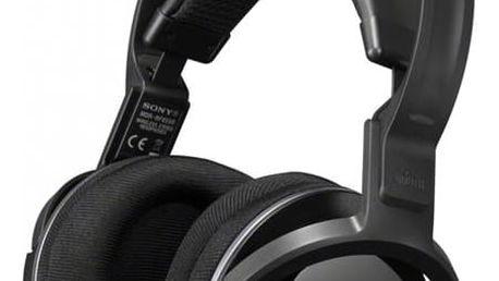 Sluchátka Sony MDR-RF855RK (MDRRF855RK.EU8) černá
