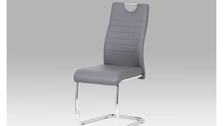 Jídelní židle DCL-418 GREY Autronic