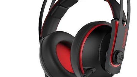 Headset Asus Cerberus Gaming V2 (90YH015R-B1UA00) červený