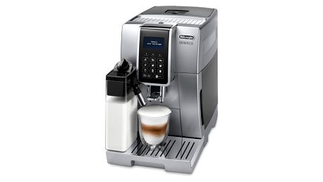 Espresso DeLonghi Dinamica ECAM 350.75 S stříbrné + DOPRAVA ZDARMA