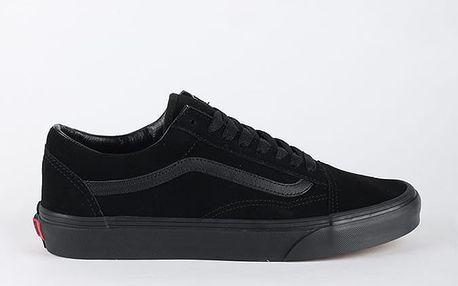 Boty Vans UA Old Skool (Suede) black Černá