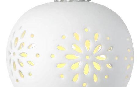 Světelná LED vánoční ozdoba Parlane Snowflake