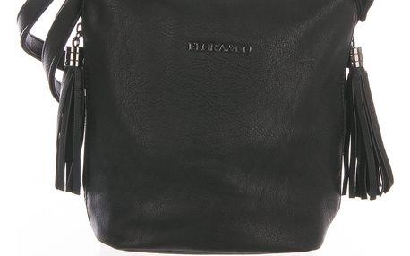 Flora & Co Dámská kabelka přes rameno se střapci