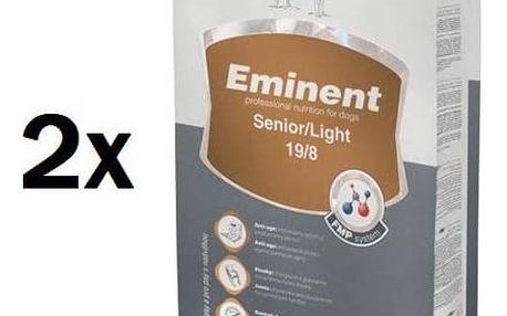 Granule Eminent Senior Light 2 x 15 kg + 2 kg ZDARMA + Doprava zdarma