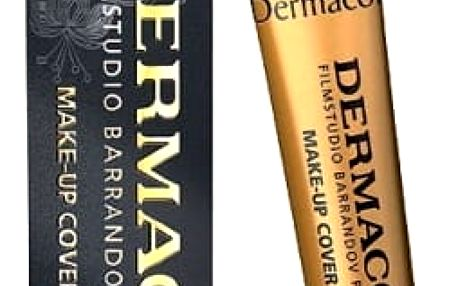 Dermacol Make-Up Cover SPF30 30 g makeup pro ženy 222