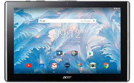 Dotykový tablet Acer Iconia One 10 FHD (B3-A40FHD-K856) (NT.LE0EE.001) černý Software F-Secure SAFE 6 měsíců pro 3 zařízení v hodnotě 979 Kč + DOPRAVA ZDARMA