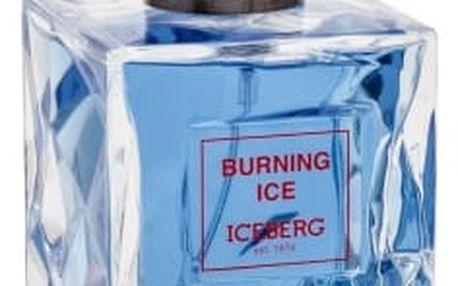 Iceberg Burning Ice 100 ml toaletní voda pro muže