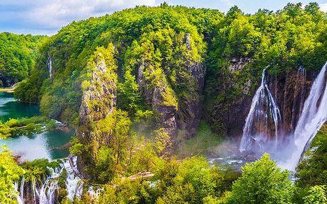 Hotel Plitvička Jezera, Aktivní dovolená v blízkosti Plitvických jezer s polopenzí