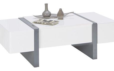 Konferenční stolek artemis, 120/40-66/60 cm