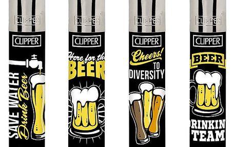 Zapalovač Clipper CP11RH Sentences 14 24/BAL