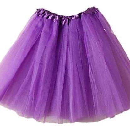 Dámská tutu mini sukně - 12 barev