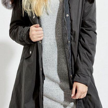 Kabát Moodo Z-KU-2407 graphite