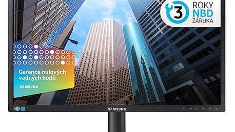 Monitor Samsung S24E650 (LS24E65UPL/EN) Software F-Secure SAFE 6 měsíců pro 3 zařízení (zdarma) + Doprava zdarma