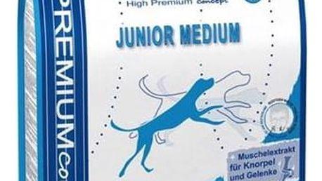 Granule Bosch Junior Medium 15 kg, pro štěňata a rostoucí psy středně velkých ras