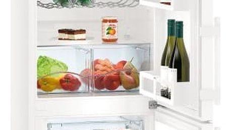 Kombinace chladničky s mrazničkou Liebherr Comfort CU 2915 bílá + DOPRAVA ZDARMA