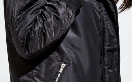 Bunda Moodo Z-KU-2412 black