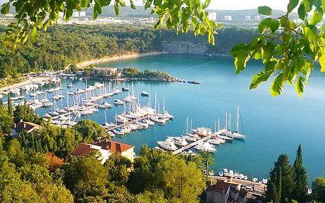 Depandanse Marina & Primorka, Chorvatská idylka: průzračné moře, klid a krásné pláže