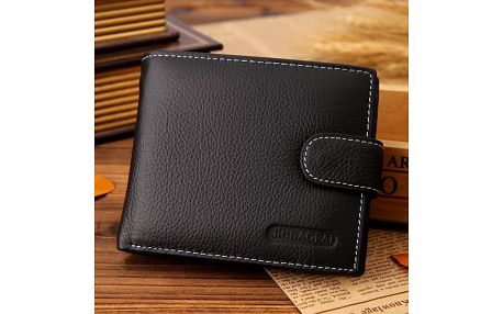 Jednoduchá pánská peněženka