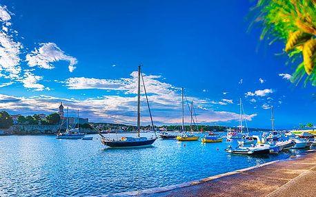 Hotel Adriatic, Letní pohoda na ostrově Krk