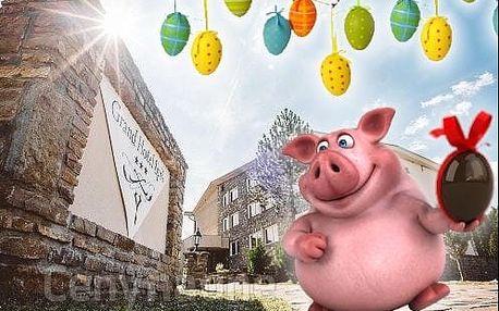 Veselé VELIKONOCE v Slovenském ráji ve 3* hotelu s pravou zabíjačkou a dalším programem