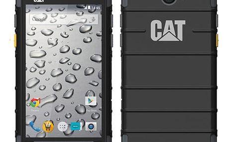 Mobilní telefon Caterpillar S30 DualSIM (CAT S30) černý Software F-Secure SAFE 6 měsíců pro 3 zařízení v hodnotě 979 Kč + DOPRAVA ZDARMA