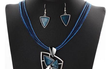 Sada šperků s originálními tvary