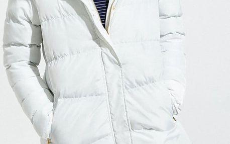 Kabát Moodo Z-KU-2409 off white