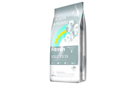 Granule FITMIN dog Solution Salmon&Potato - 2,5 kg