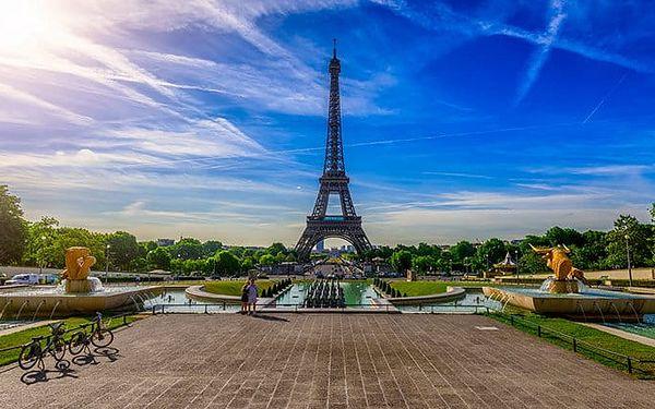 4denní zájezd pro 1 do Paříže, Versailles a německých lázní Amberg