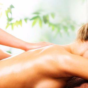 Smyslná doteková terapie pro ženy