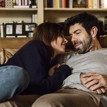 2 lístky na italskou komedii Manželka a manžel