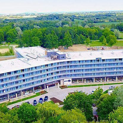 Park Inn by Radisson Hotel and Spa Zalakaros****, Designový hotel s wellness v maďarském lázeňském městečku