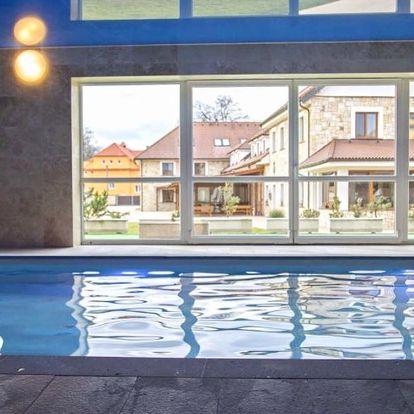 Hotel Lions na Křivoklátsku s polopenzí nebo all inclusive a wellness bez omezení