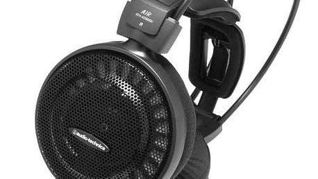 Sluchátka Audio-technica ATH-AD500X (AU ATH-AD500X) černá + Doprava zdarma