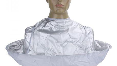 Skládací plášť na stříhání vlasů