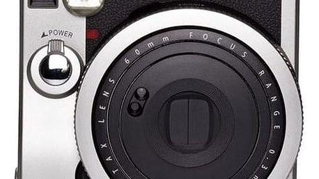Digitální fotoaparát Fuji Instax mini 90 černý + DOPRAVA ZDARMA