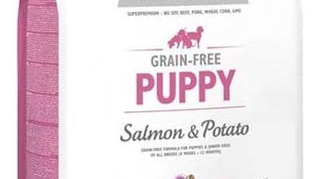 Granule Brit Care Grain-free Puppy Salmon & Potato 3 kg