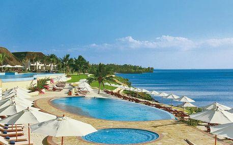 Tanzánie, Zanzibar, letecky na 11 dní polopenze